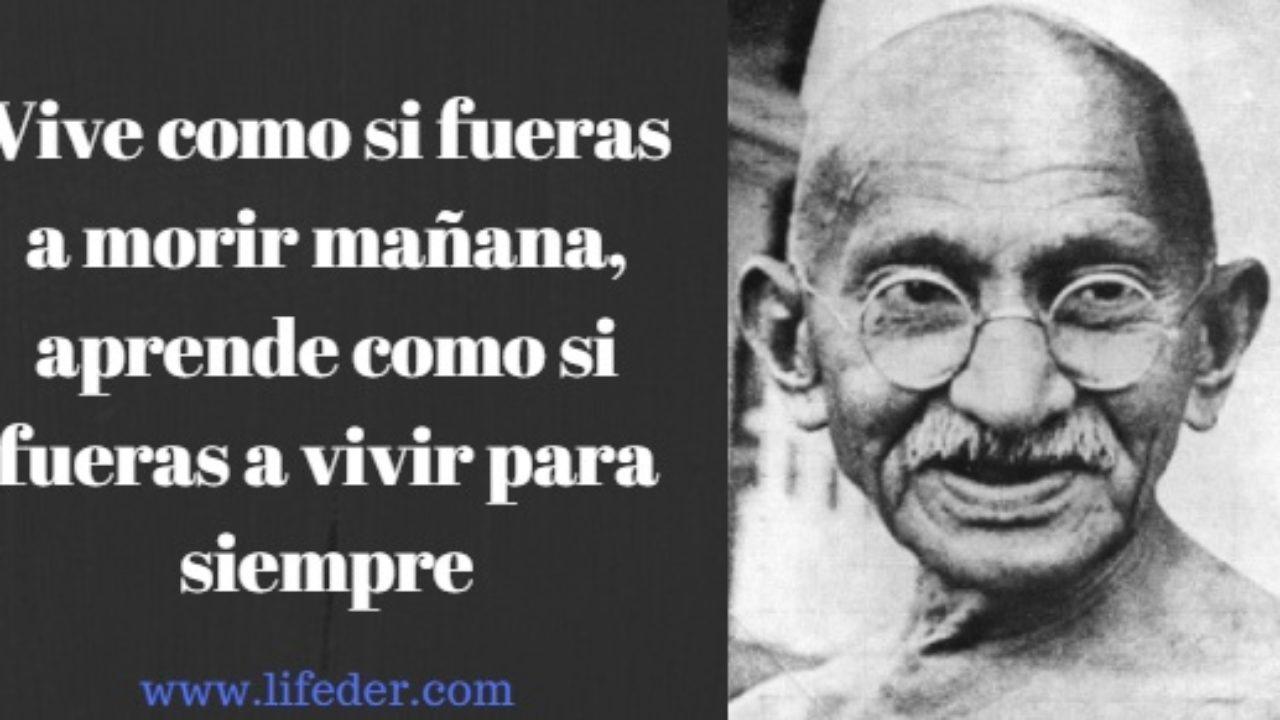 Gandhi e impotencia