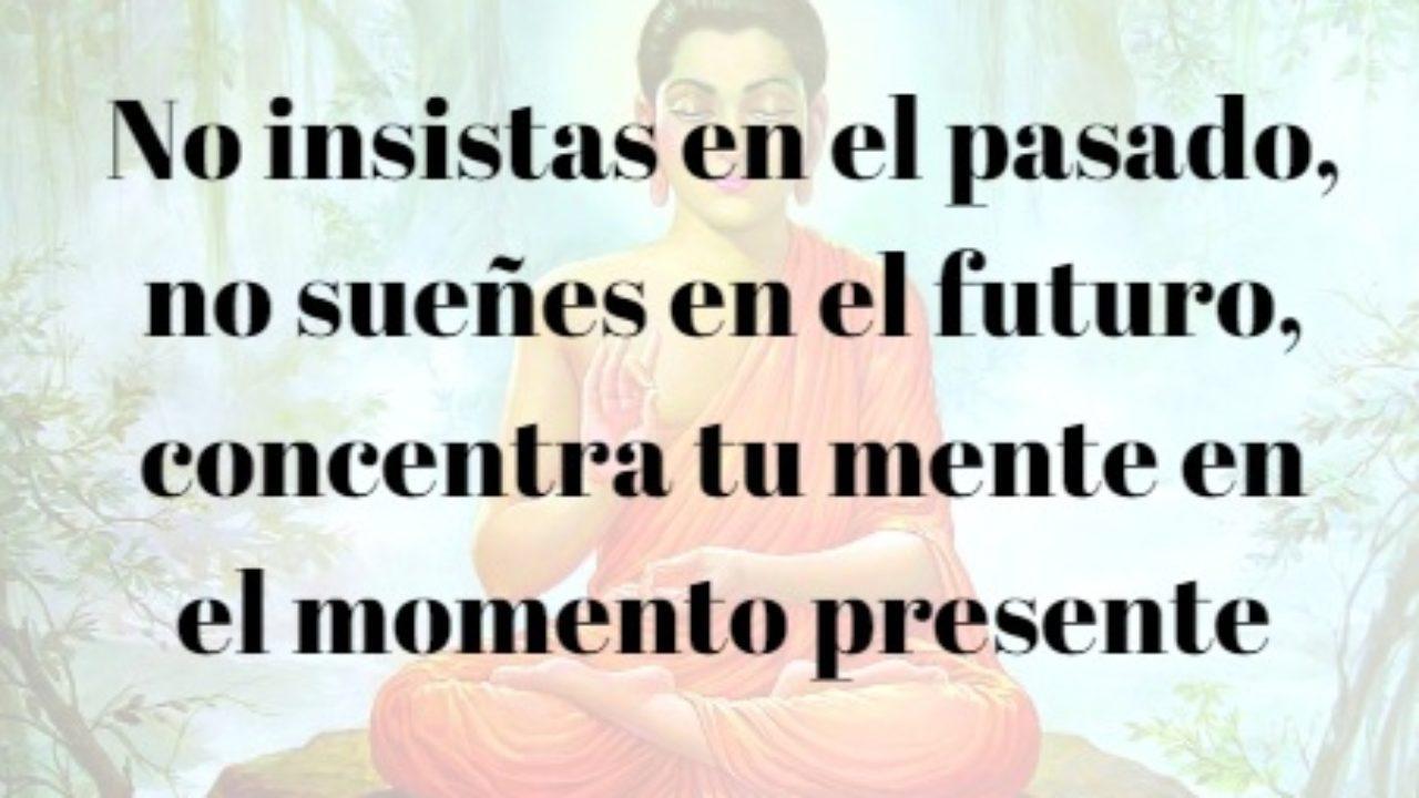 Las 100 Mejores Frases De Buda Con Imágenes Lifeder