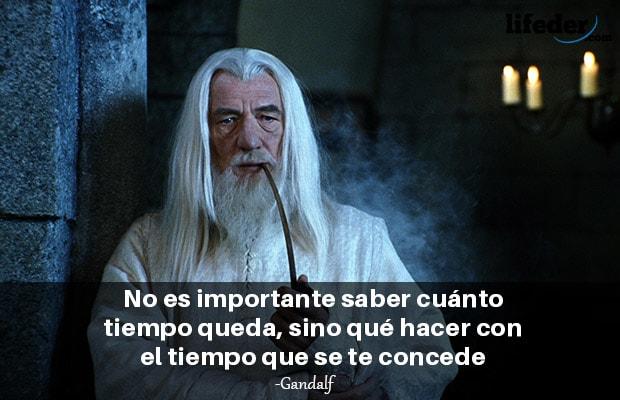 Las 47 Mejores Frases De Gandalf Lifeder