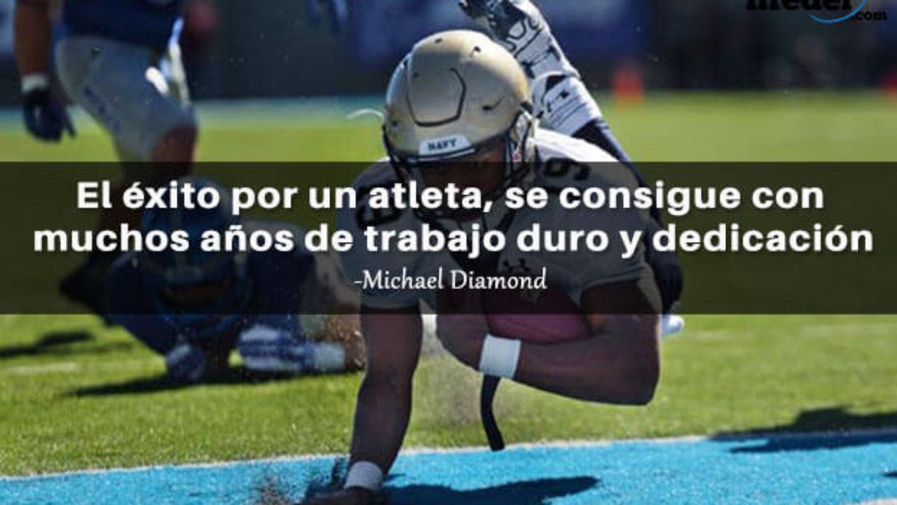 100 Frases De Atletismo Motivadoras Lifeder