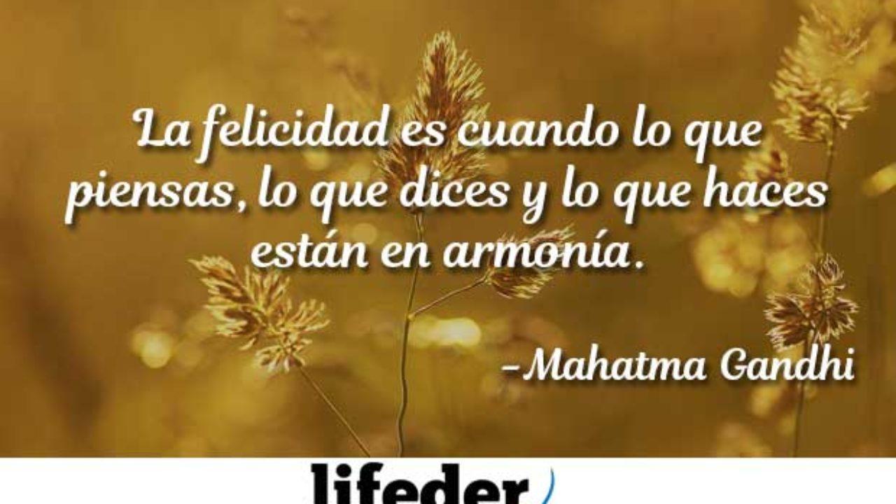 201 Frases De Felicidad Y Alegría Cortas Lifeder