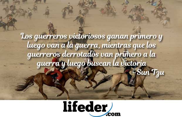 frases guerreros