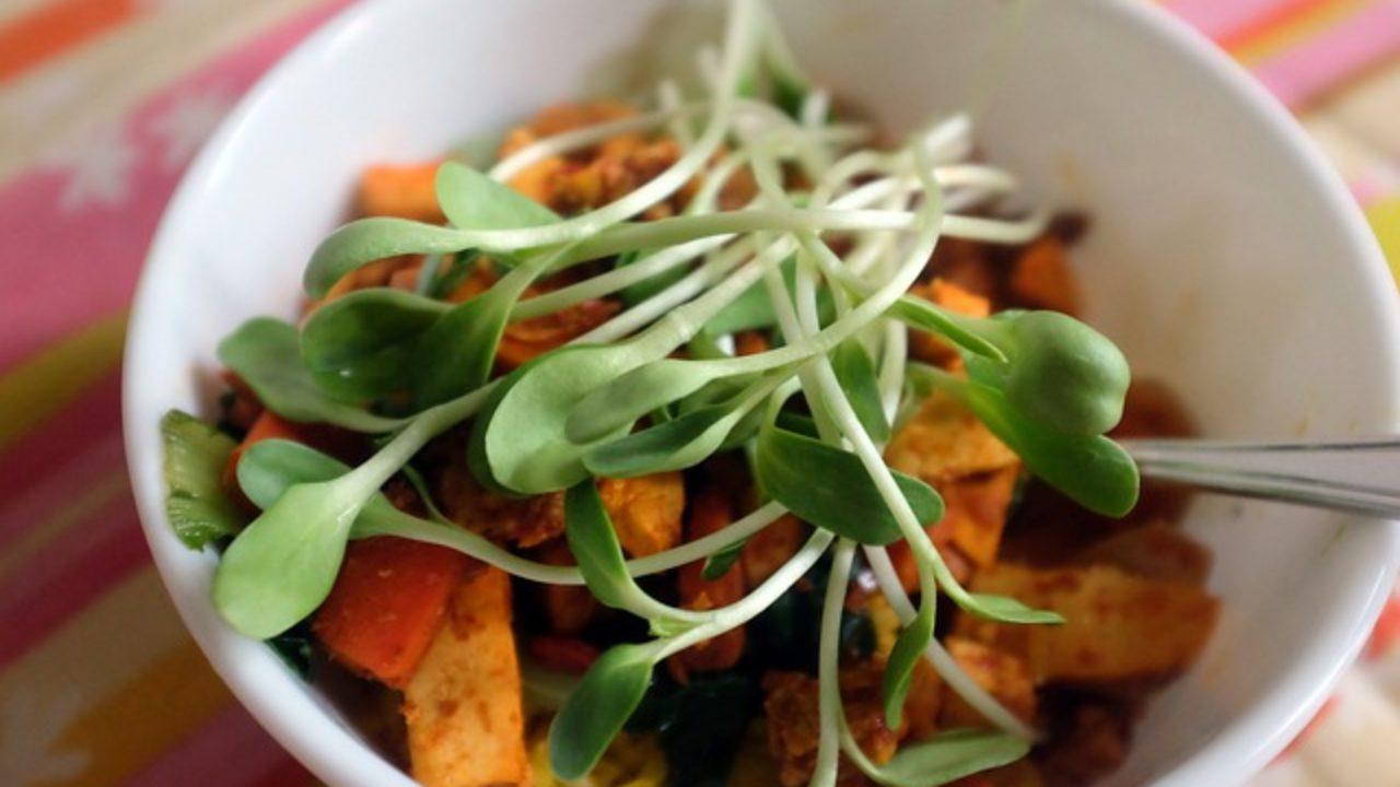 zanahorias asadas con pistachos y diabetes