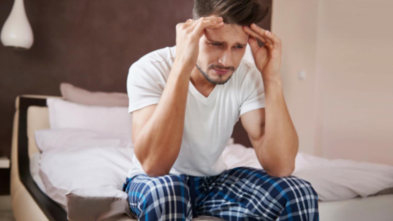 Dolor de cabeza náuseas fatiga mareos sudoración