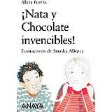 Nata y chocolate, Alicia Borrás Sanjurjo