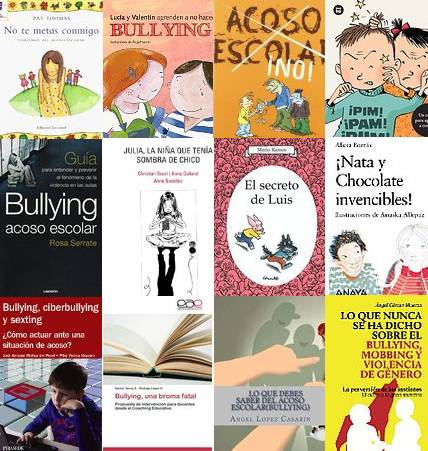libros sobre el bullying
