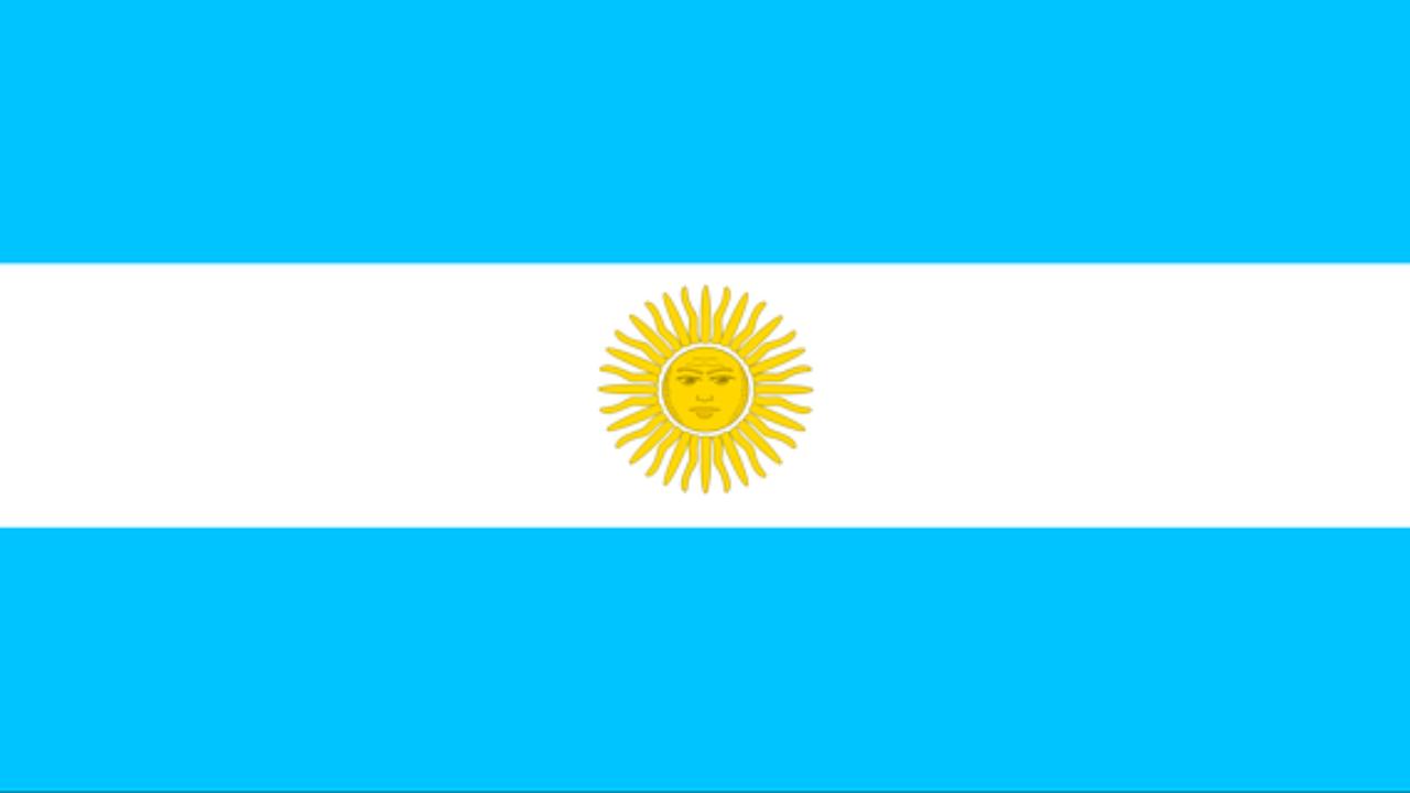 que significa la bandera nacional argentina
