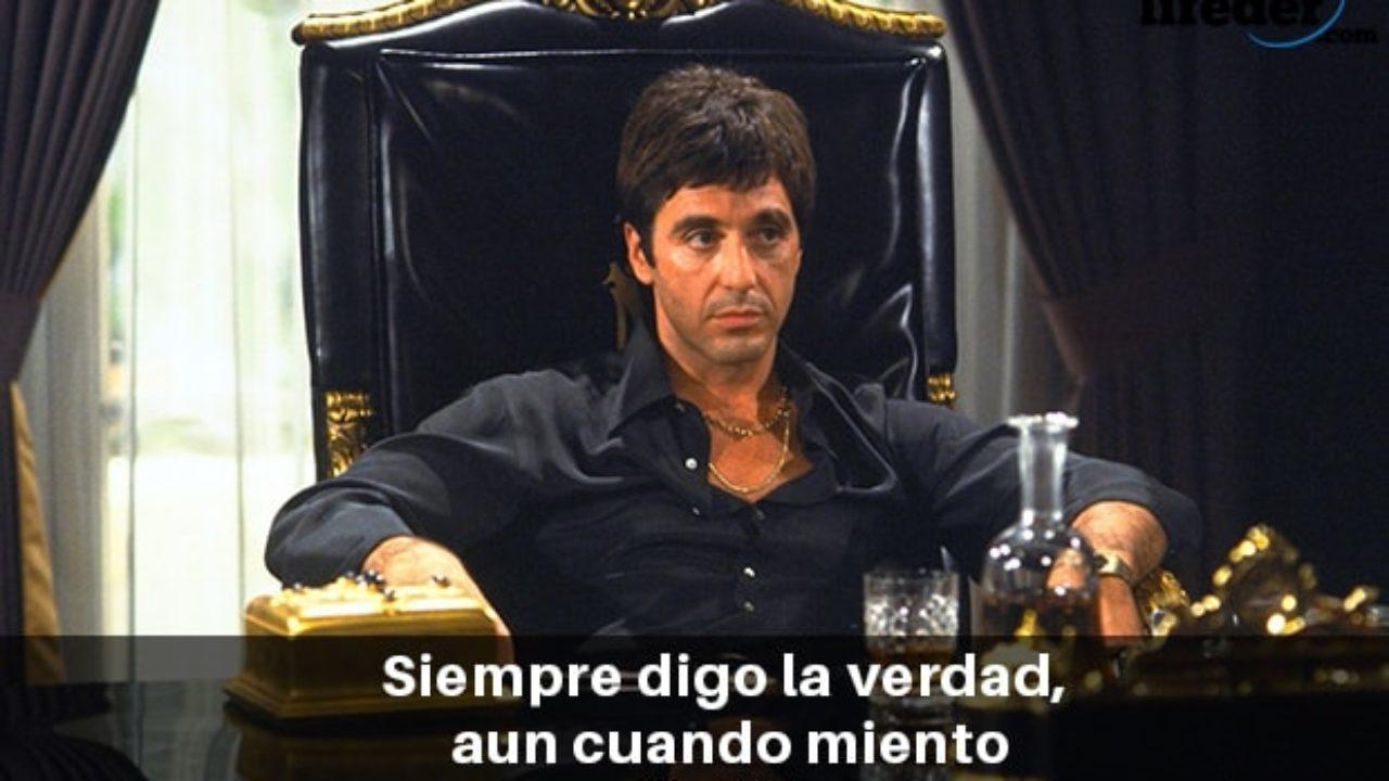 Las 75 Mejores Frases De Tony Montana Scarface Lifeder