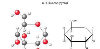ejemplos de monosacáridos glucosa
