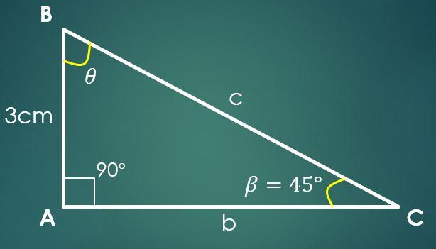 Cómo Sacar El ángulo De Un Triángulo
