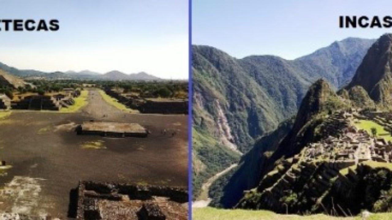 5 Elementos Comunes De Mexicas E Incas Lifeder