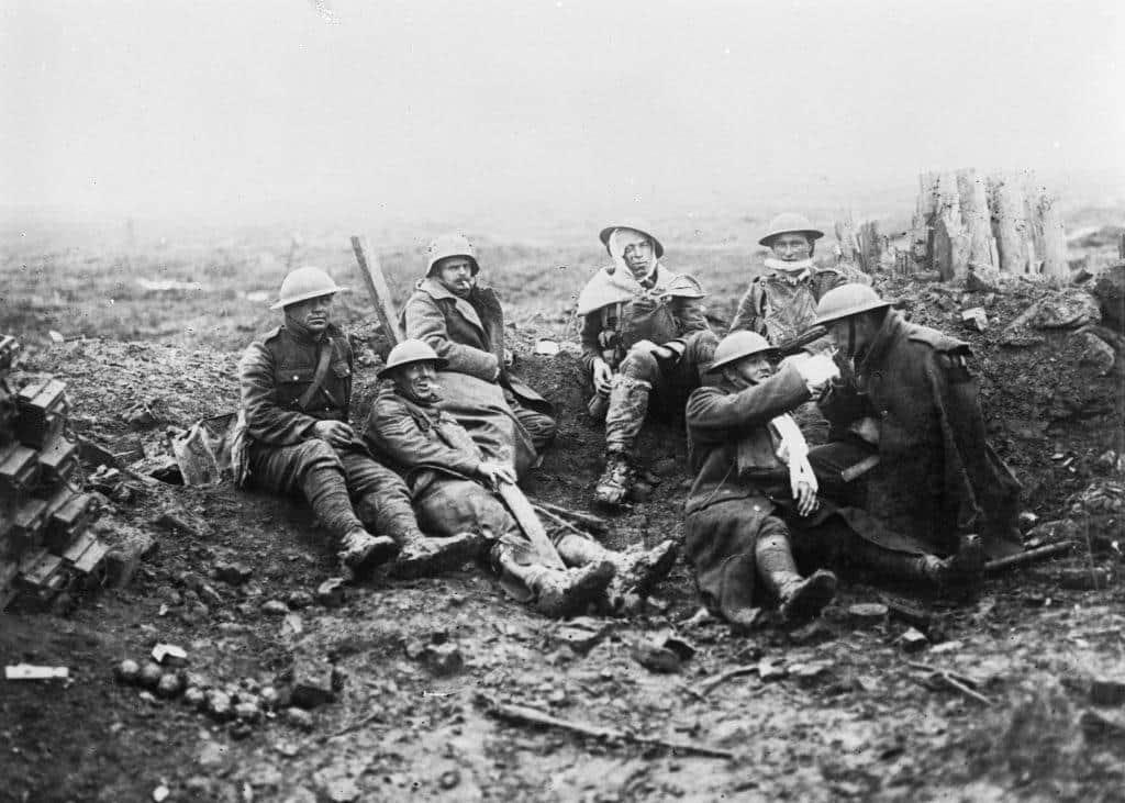 Las 4 Fases De La Primera Guerra Mundial Y Sus Acontecimientos