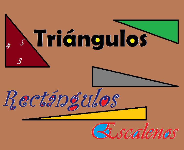 Existen Triángulos Escalenos con un Ángulo Recto? - Lifeder