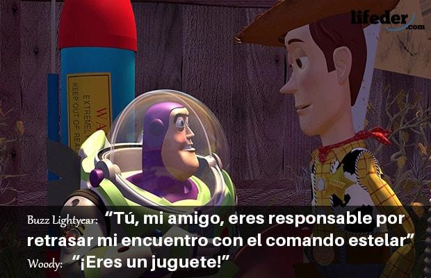 Las 50 Mejores Frases De Toy Story Lifeder