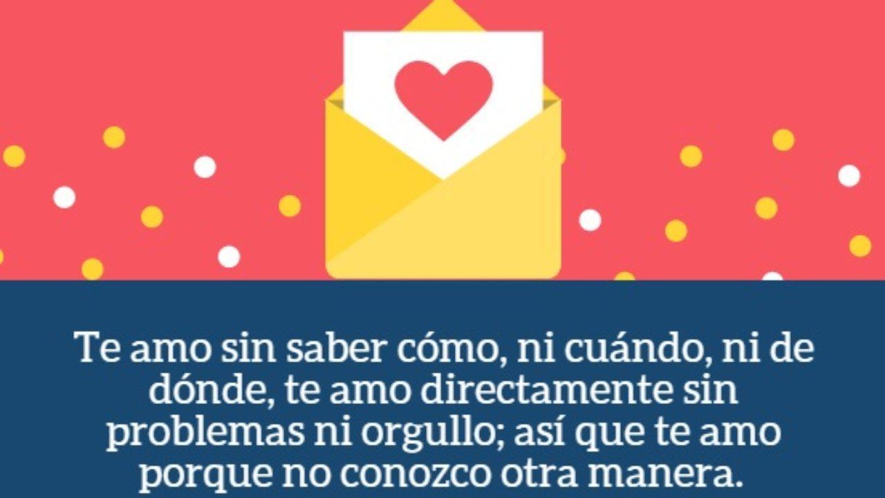 100 Frases De Te Amo Para El Amor De Tu Vida Lifeder