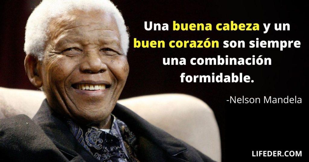 100 Frases De Nelson Mandela Que Te Emocionarán