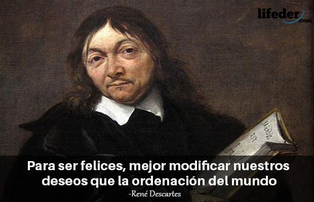 Las 70 Mejores Frases De René Descartes