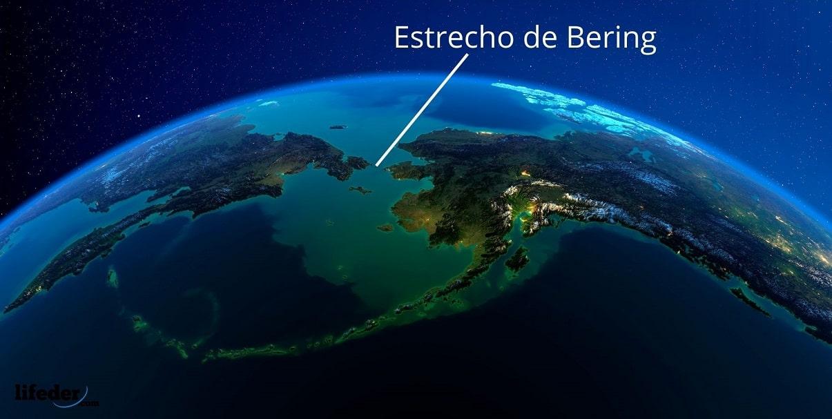 Teoría Del Estrecho De Bering Historia Propuestas Evidencias