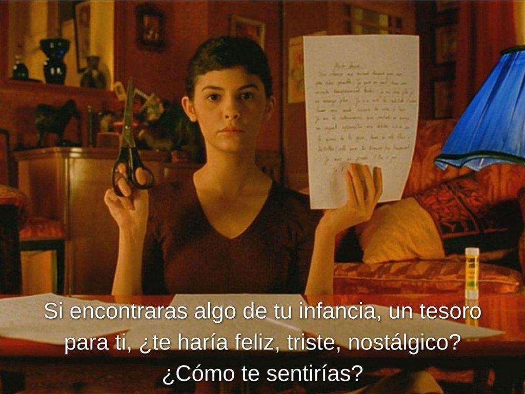 81 Frases De Amelie Y Sus Personajes Que Te Emocionarán