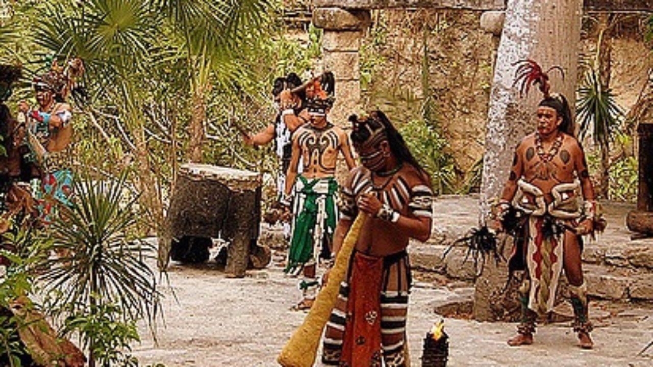 Economía De Los Mayas Agricultura Comercio Y Transporte