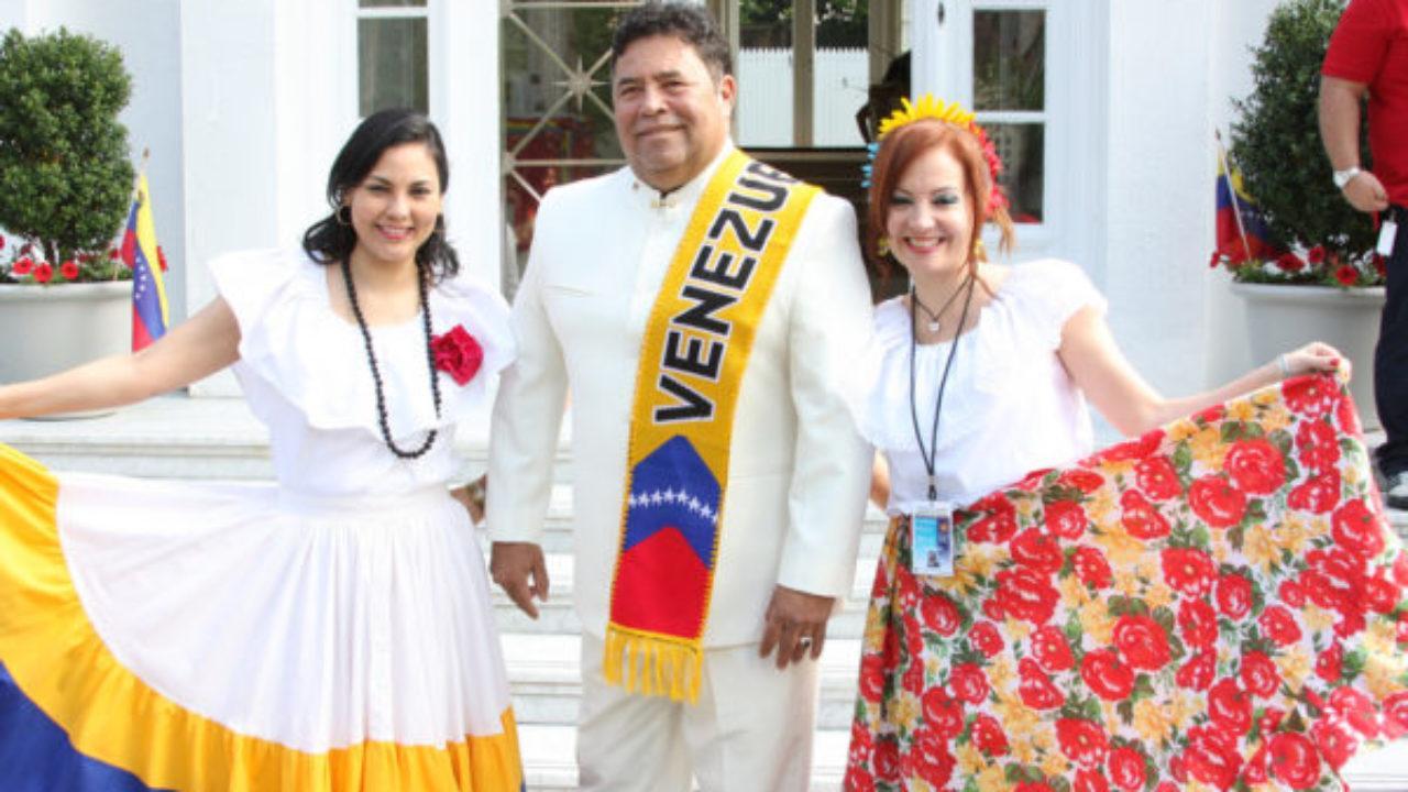 Trajes Típicos De Venezuela Por Regiones Lifeder