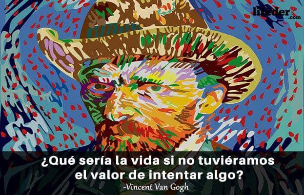 Las 65 Mejores Frases De Vincent Van Gogh Con Imágenes