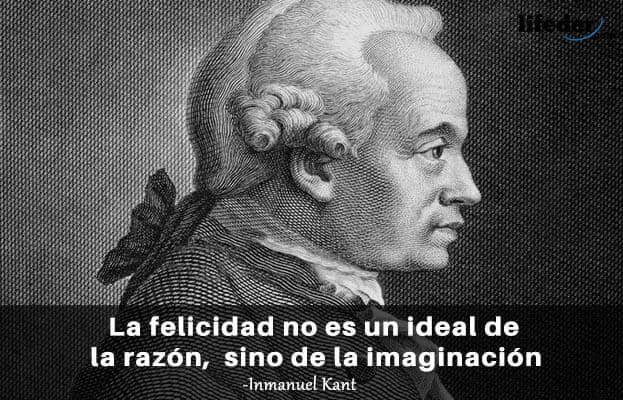 Las 73 Mejores Frases De Immanuel Kant Lifeder