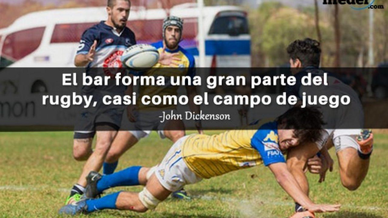 Las 85 Mejores Frases De Rugby Lifeder
