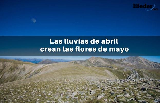 67 Bonitas Frases De Abril Lifeder