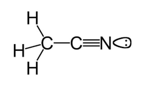 Acetonitrilo C2h3n Estructura Propiedades Usos Lifeder