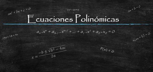 Ecuaciones Polinómicas (con Ejercicios Resueltos) - Lifeder