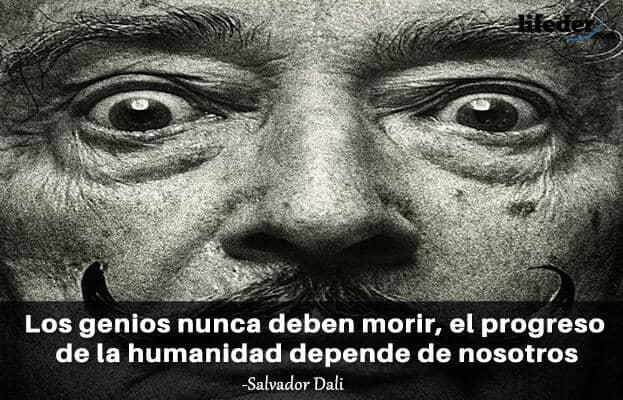 Las 100 Mejores Frases De Salvador Dalí Lifeder