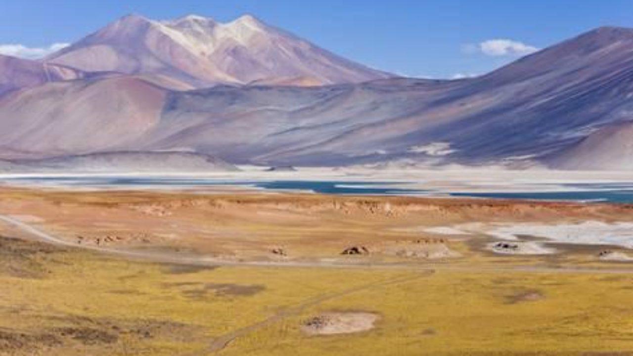 Relieve De Chile Zona Norte Zona Centro Zona Sur Lifeder