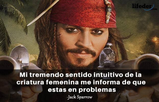 Las 50 Mejores Frases De Jack Sparrow Lifeder