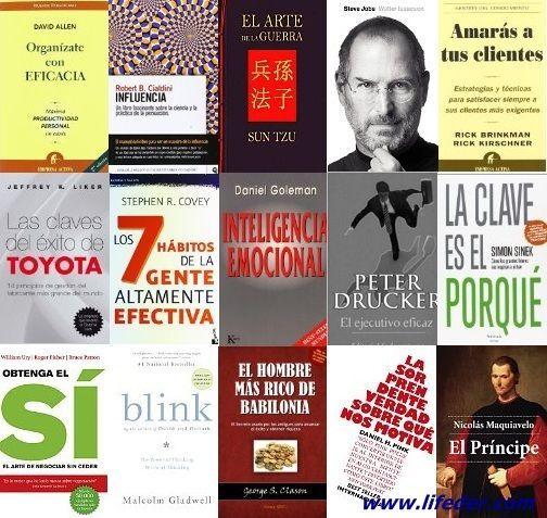Los 35 Mejores Libros De Administración De Empresas Lifeder