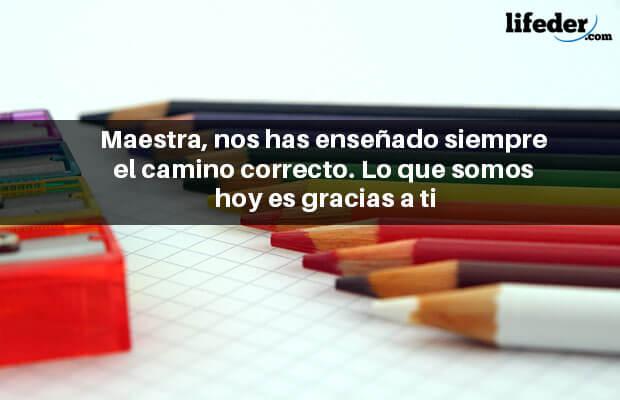 75 Grandes Frases Para Maestros Y Profesores Con Imágenes