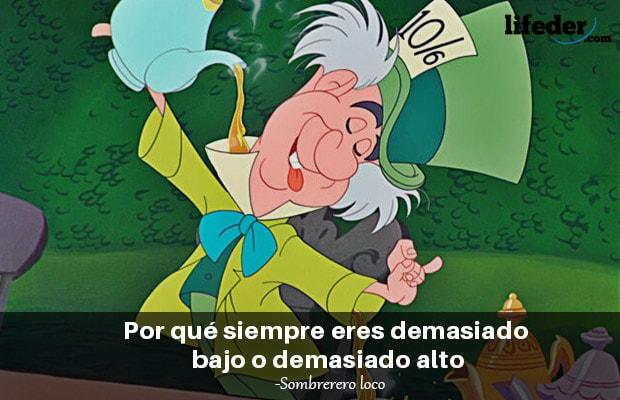 Las 101 Mejores Frases De Alicia En El País De Las