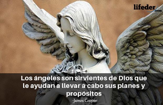 Las 101 Mejores Frases De ángeles Lifeder