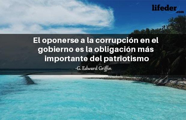 Las 100 Mejores Frases De Corrupción Lifeder