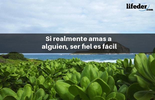 Las 70 Mejores Frases De Fidelidad Lifeder
