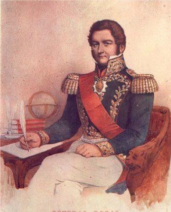 Resultado de imagen para rosas y la guerra con paraguay