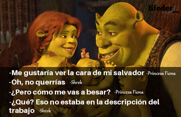 Las 100 Mejores Frases De Shrek Lifeder