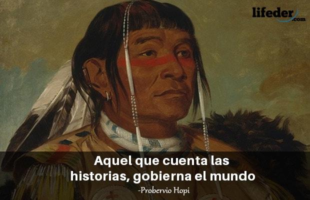 150 Bonitos Proverbios De Indios Americanos Lifeder