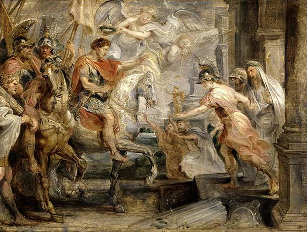 Constantino I: biografía, gobierno, guerras, muerte