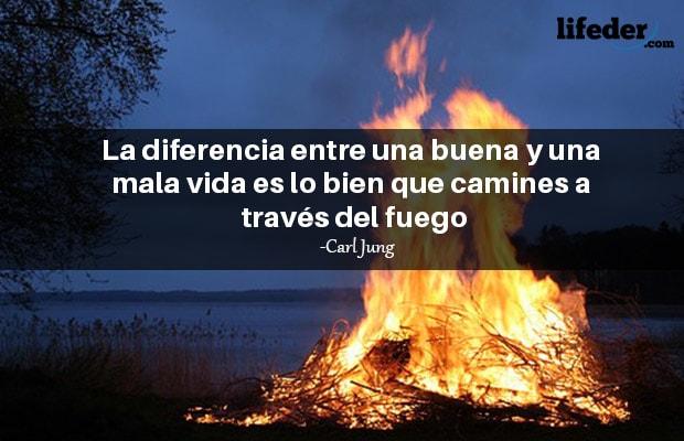 Las 115 Mejores Frases Sobre El Fuego Lifeder