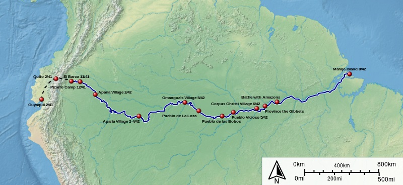 Río Amazonas Características Nacimiento Recorrido Flora Fauna