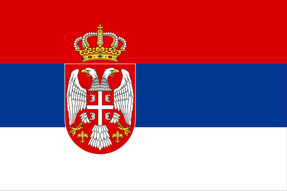Bandera de Serbia: historia y significado