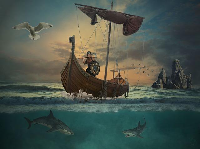 100 Nombres Vikingos De Hombres Y Mujeres Lifeder