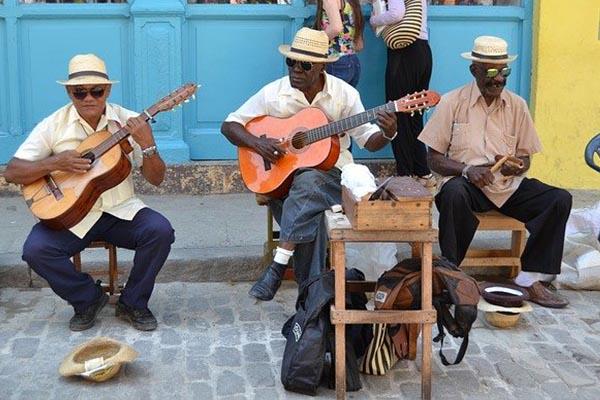 فن الموسيقى بكوبا