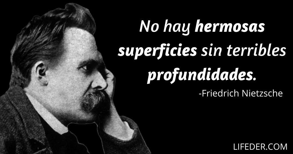 100 Frases De Friedrich Nietzsche Para Conocer Su Filosofía